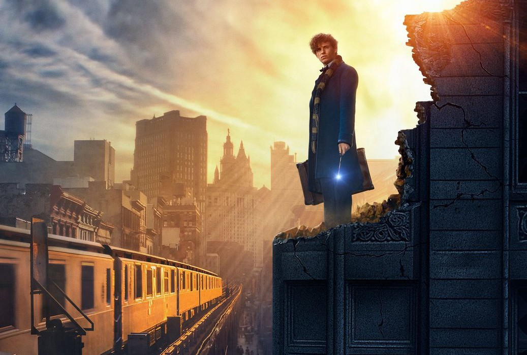 Fantastic Beasts and Where to Find Them -…