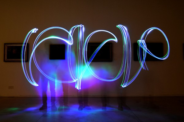 ICICLE-SPACE-Light-Painting