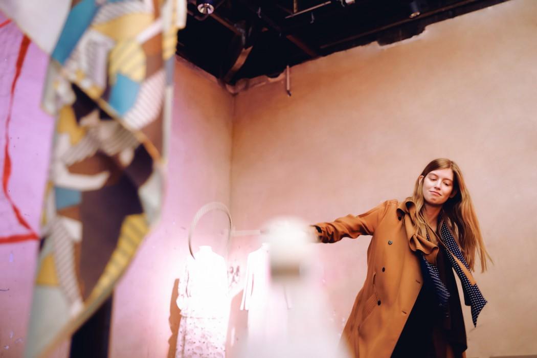 3.「上下」《RECREATION》2018秋冬新品预览于巴黎东京宫精彩呈现