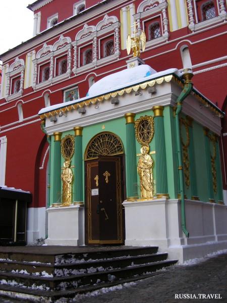 伊维勒斯基小教堂