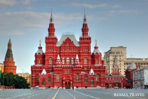 2018,齐聚俄罗斯:漫步莫斯科(1)