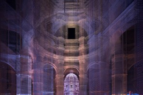 Ethereal Shadows By A Ghost Artist In The Architecture World: Edoardo Tresoldi