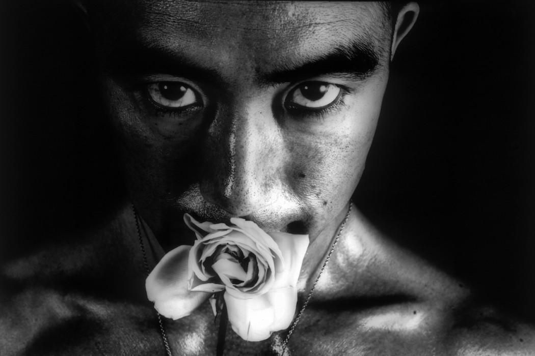 © EIKOH HOSOE,Rose penalty mishima yukio. Courtesy of see + gallery (Beijing)