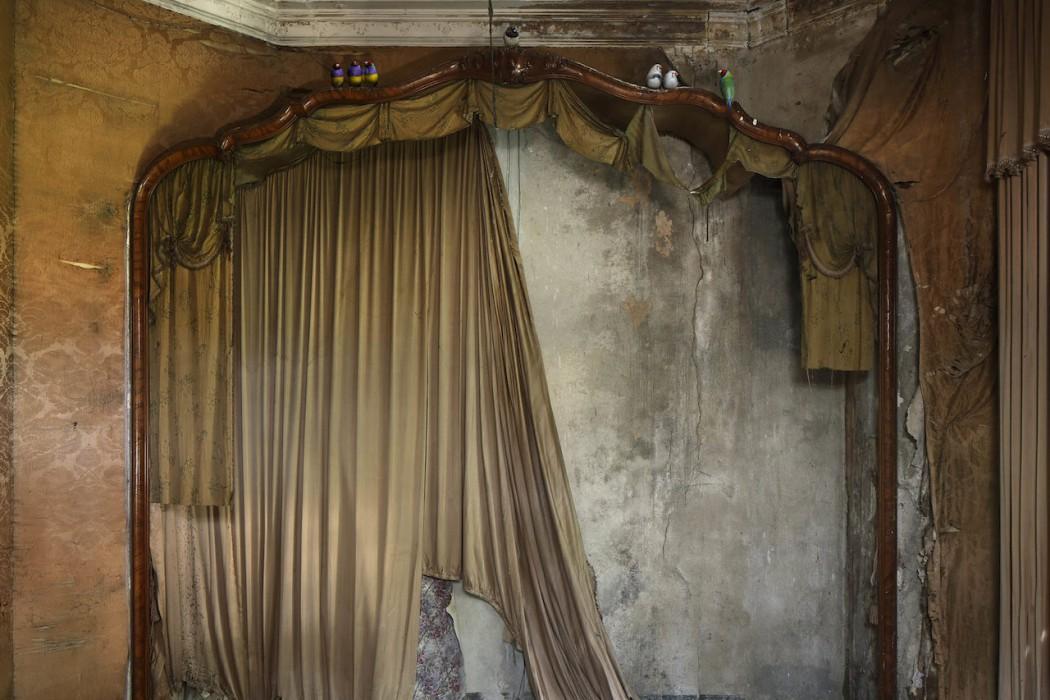 © HENK VAN RENSBERGEN, Abandoned Places. Courtesy of Galerie Dumonteil (Shanghai, Paris)
