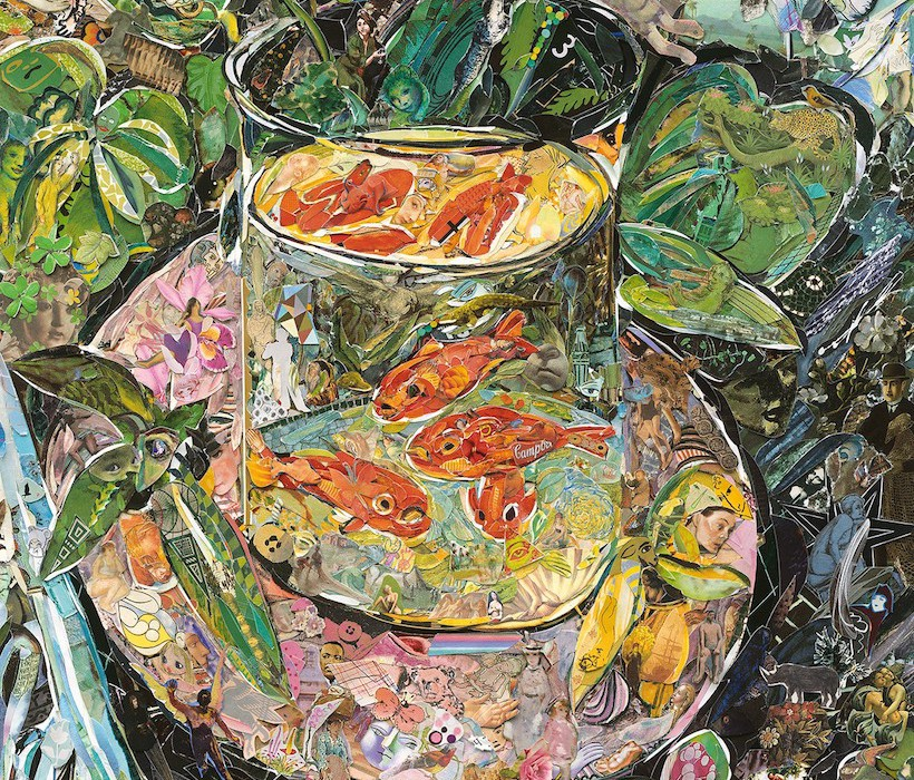 © VIK MUNIZ, The Goldfish, after Matisse, 2016. Courtesy of Matthew Liu Fine Arts (Shanghai)