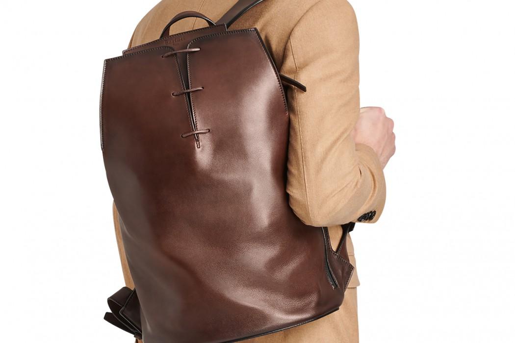 ALESSANDRO皮革背包-1
