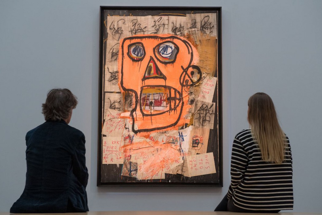 Lot 13, Jean-Michel Basquiat, Untitled, 1982 (£7.5-10 million) ii