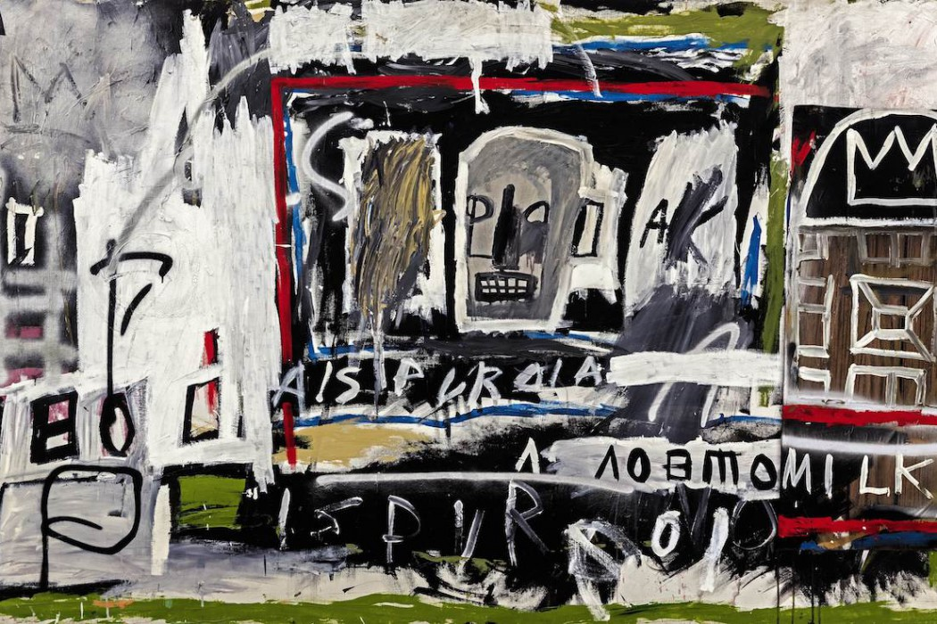 Lot 19, Jean-Michel Basquiat, New York, New York, 1981 (£7-10 million)