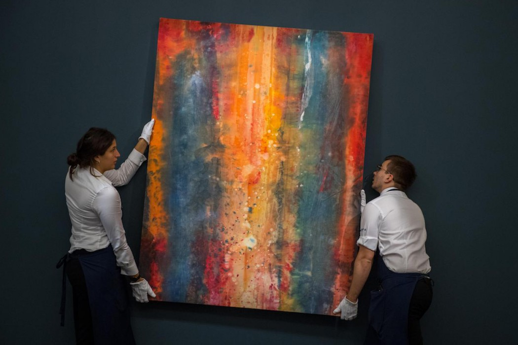 at Sotheby's on June 22, 2018 in London, England.