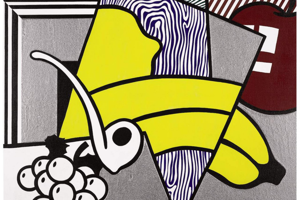 Lot 20, Roy Lichtenstein, Cubist Still Life, 1974 (£1.8-2.5 million)