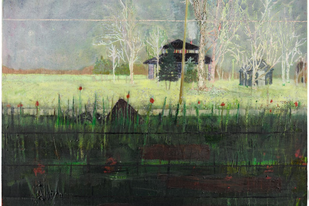 Lot 25, Peter Doig, Daytime Astronomy (Grasshopper) (£6-8 million)