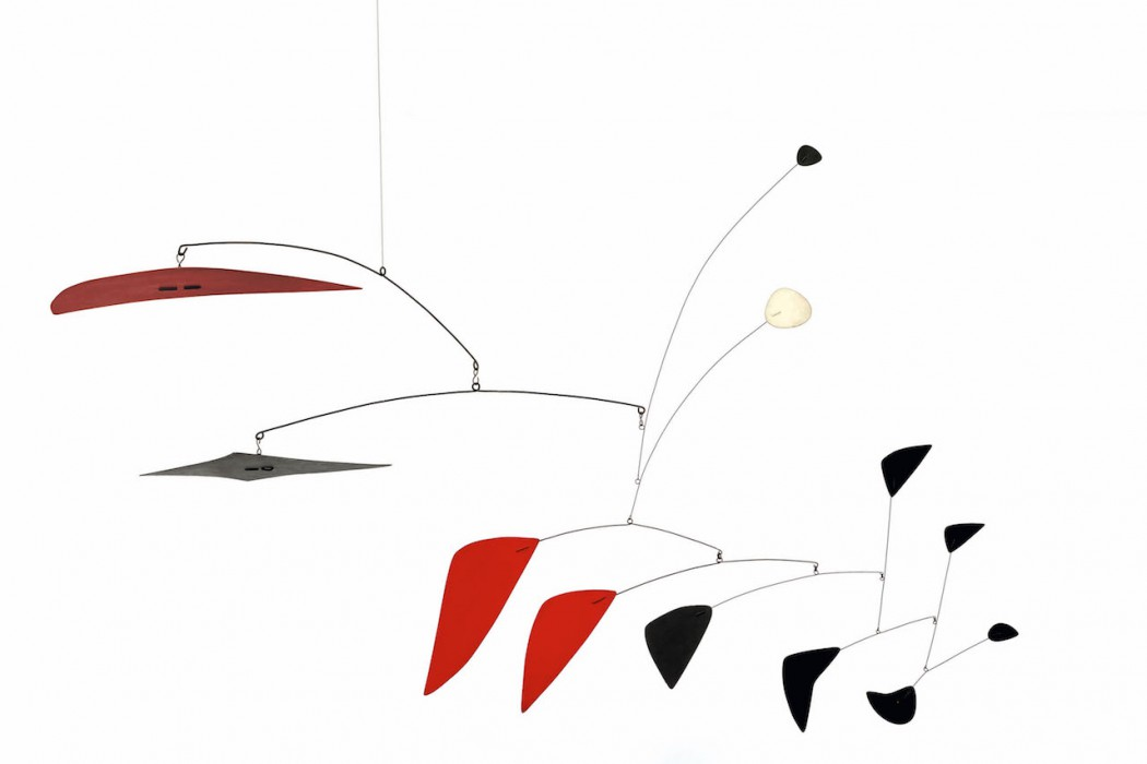 Lot 36, Alexander Calder, Untitled, 1956 (£2-3 million)