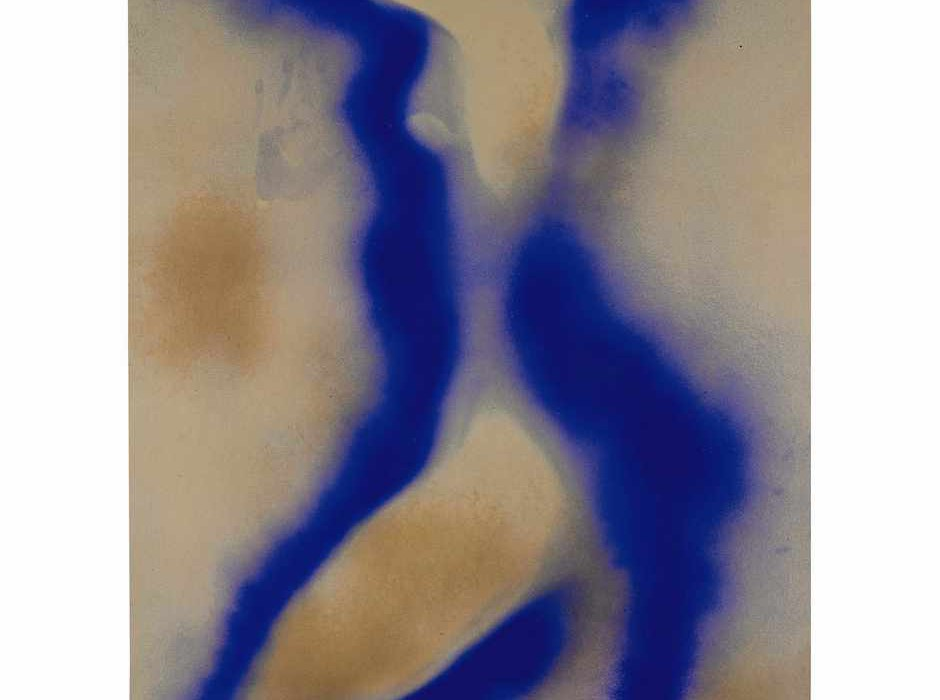 Lot 5, Yves Klein, Untitled Anthropometry, (ANT 5), 1962 (£5.5-7.5 million)