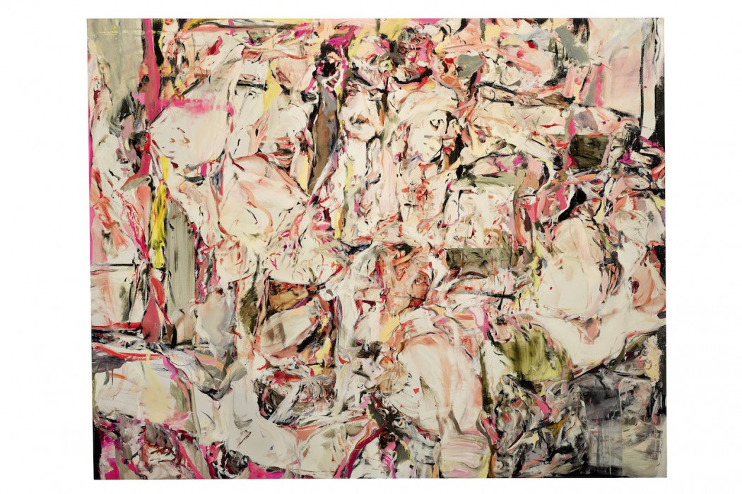 Lot 7, Cecily Brown, The Skin of our Teeth, 1999 (est. £750,000-950,000)