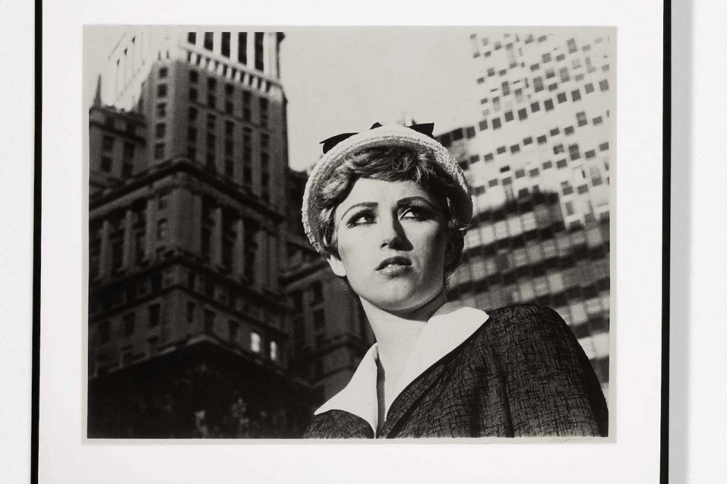 Lot 8, Cindy Sherman, Untitled Film Still #21A, City Girl Close-Up, 1978 (£450,000-650,000)