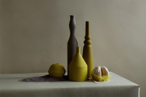 Giorgio Morandi Inspired Ceramic Collection by Sonia Pedrazzini