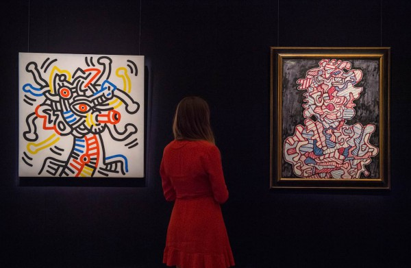 > at Sotheby's on June 22, 2018 in London, England.