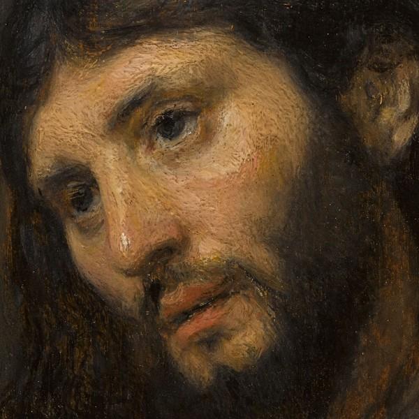 Rembrandt van Rijn, Study of the Head of a Young Man-details-01