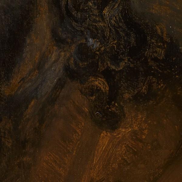 Rembrandt van Rijn, Study of the Head of a Young Man-details-03
