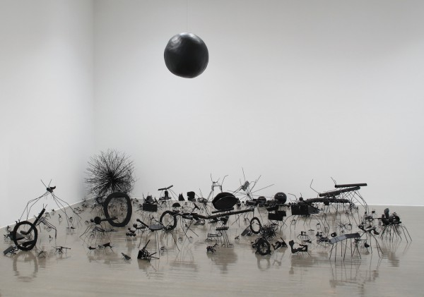 Untitled (413 sculptures),2007