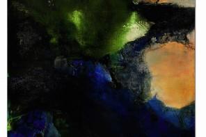 香港蘇富比2018秋拍:赵无极最大尺幅油画《1985年6月至10月》