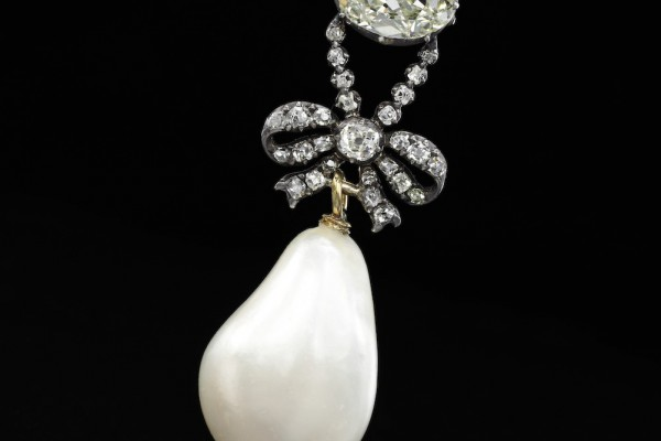 Queen Marie Antoinette's Pearl - Royal Jewels from the Bourbon Parma Family - Sotheby's November 2018