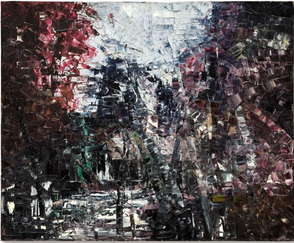Jean-Paul Riopelle, Untitled, 1960