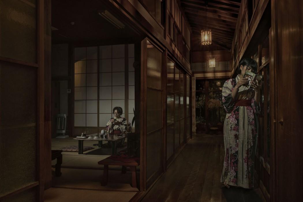 JAPAN - FAMILIAL RYOKAN IN BEPPU