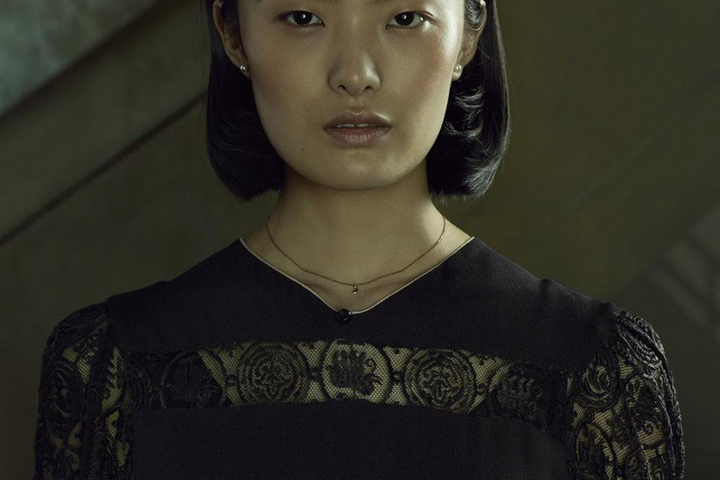 Shanghai, 1933 - Portrait 02