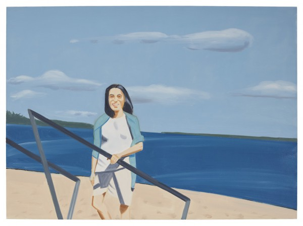 Alex Katz, Ascension, 2002 HD