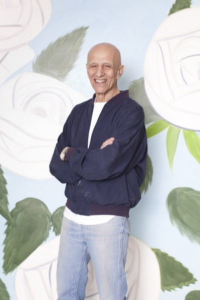 Alex Katz, The Times, May 5, 2012