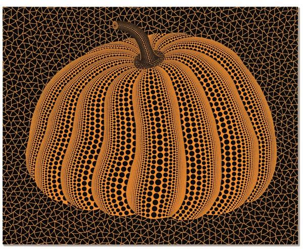 KUSAMA YAYOI, Pumpkin (TWPOT)