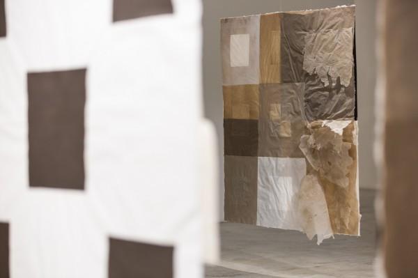 STPI  Pinaree Sanpitak, 'Paper Walls'