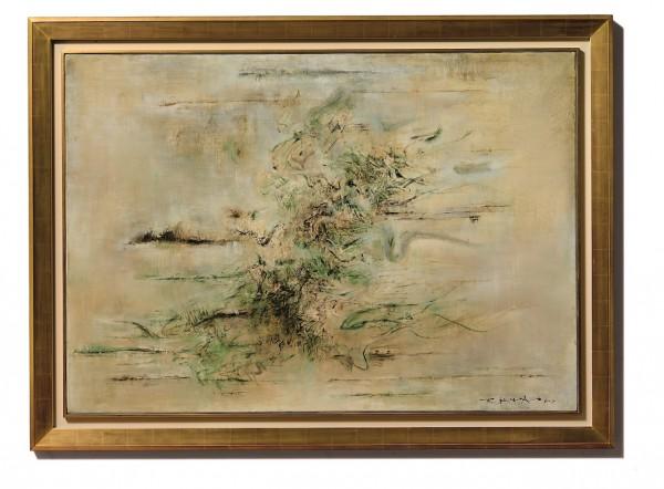 Zao Wou-Ki, Untitled (1958)